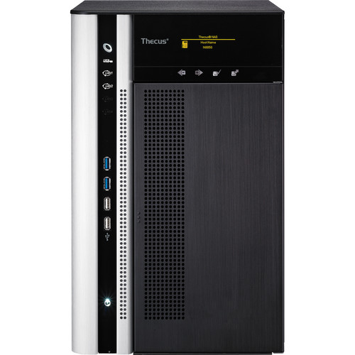 Thecus TopTower N8850 8 Bay 4 GB RAM 3.3 GHz Enterprise NAS Server