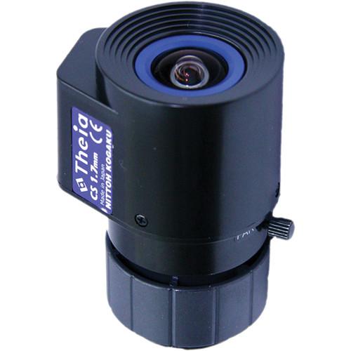 Theia Technologies CS-Mount 1.67mm f/1.8 3 Mp Ultra-Wide Day/Night DC Auto Iris Lens