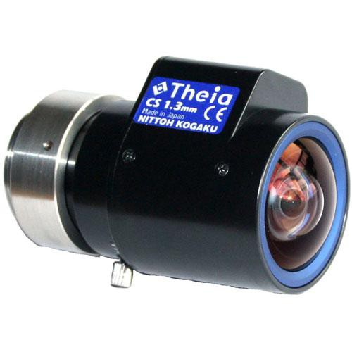 Theia Technologies CS-Mount 1.3mm Fixed DC Auto Iris Lens