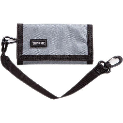Think Tank Photo Strobe Gel Wallet (Gray)