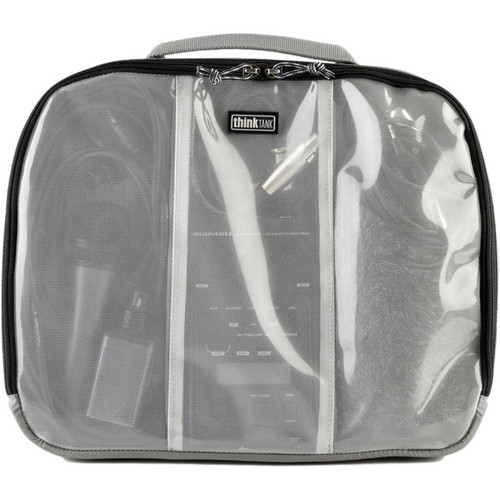 Think Tank Photo Cable Management 50 (Clear with Gray Trim)