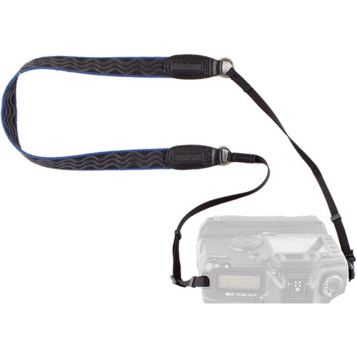 Think Tank Photo Camera Strap V2.0 (Black/Blue)