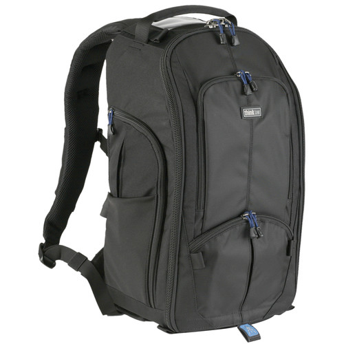Think Tank Photo StreetWalker Pro Backpack (Black/Silver/Blue)