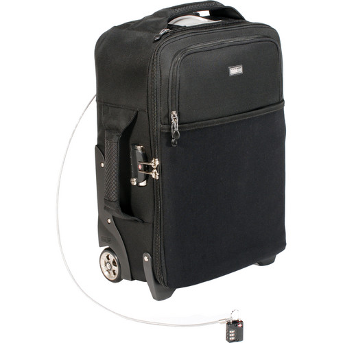 Think Tank Photo Airport International V 2.0 Rolling Camera Bag (Black)