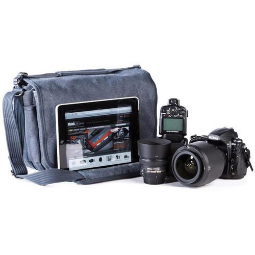 Think Tank Photo Retrospective 7 Shoulder Bag (Blue Slate)