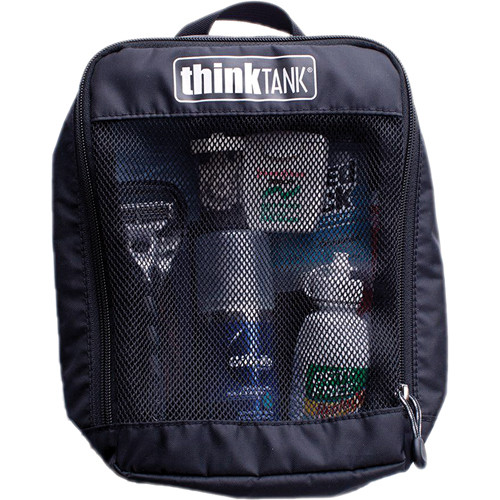 Think Tank Photo Travel Pouch - Small (Black)