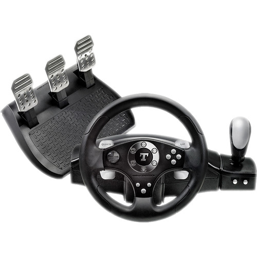 Thrustmaster Rally GT Force Feedback PRO Racing Wheel