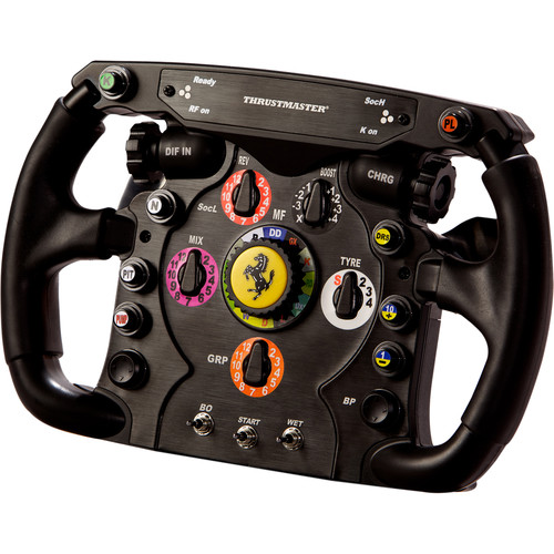 Thrustmaster Ferrari F1 Wheel Add-On for Thrustmaster T500 RS