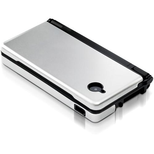 Thrustmaster Metal Case for DSi (Platinum Silver)