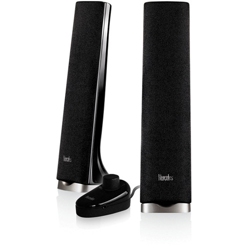 Hercules XPS 2.0 40 Slim Two Piece Speaker System