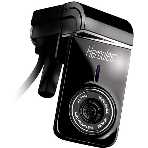 Thrustmaster Hercules Dualpix HD 720p Webcam for Notebooks