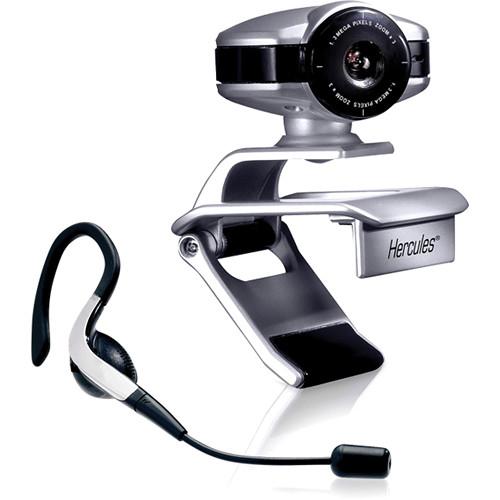 Thrustmaster Hercules Dualpix High Definition Webcam