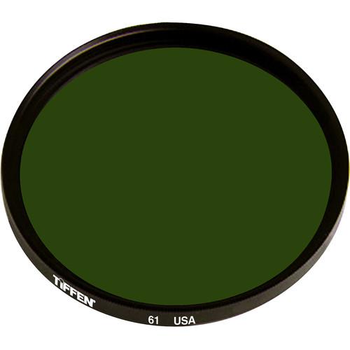 Tiffen 105mm (Coarse Thread) Dark Green #61 Filter