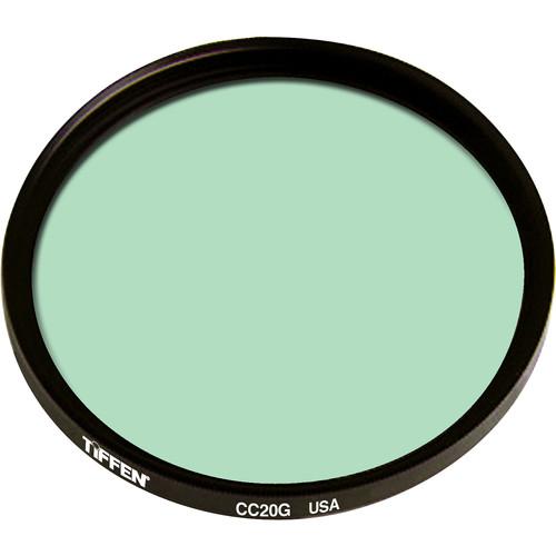 Tiffen 105mm Coarse Thread CC20G Green Filter