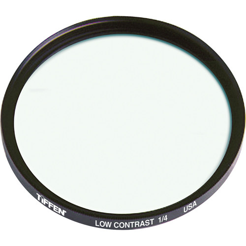 Tiffen 105mm Coarse Thread Low Contrast 1/4 Filter