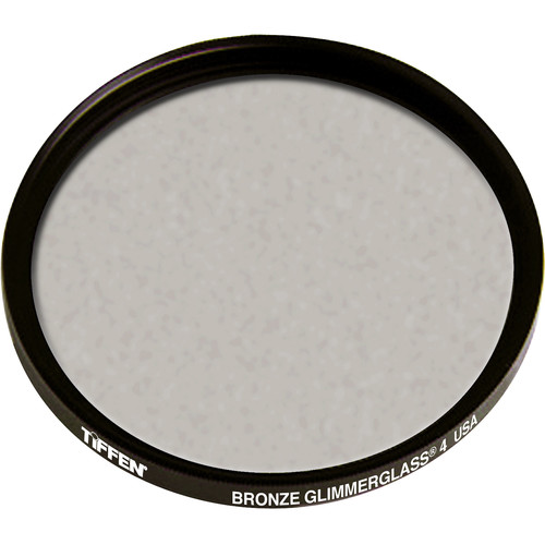 Tiffen 105mm Coarse Thread Bronze Glimmerglass 4 Filter