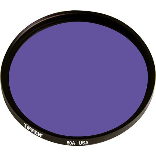 Tiffen 125mm 80A Color Conversion Filter (Coarse Threads)