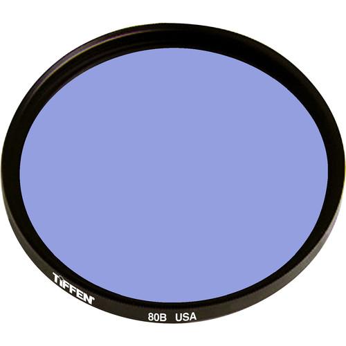 Tiffen 125mm 80B Color Conversion Filter (Coarse Threads)
