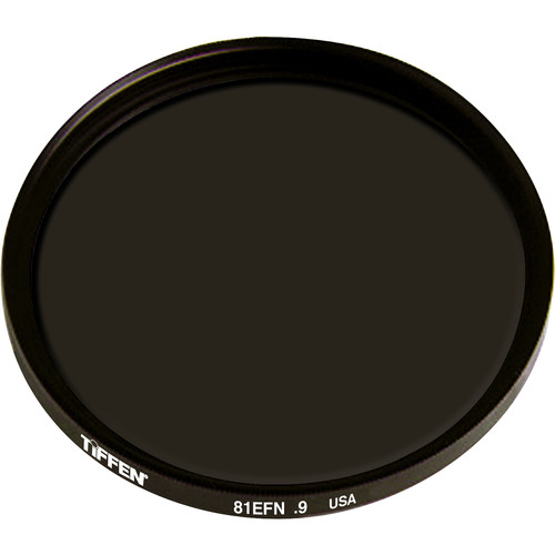 Tiffen 125mm (Coarse Thread, 1.0) Combination Light Balancing 81EF/Neutral Density (ND) 0.9 Glass Filter