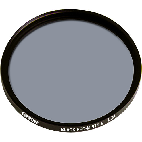 Tiffen 125mm Coarse Thread Black Pro-Mist 5 Filter