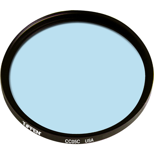 Tiffen 125mm Coarse Thread CC05C Cyan Filter