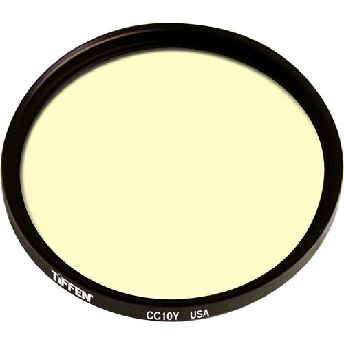 Tiffen 125mm Coarse Thread CC10Y Yellow Filter
