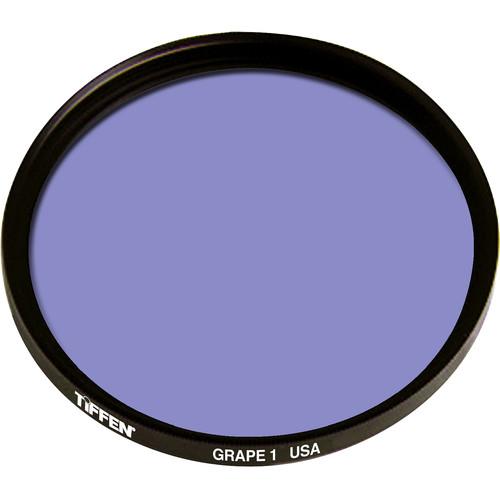Tiffen 125mm Coarse Thread 1 Grape Solid Color Filter