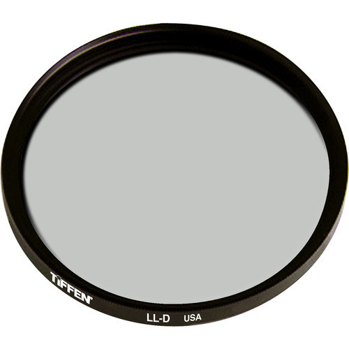 Tiffen 125C (Coarse Thread) Low Light Dispersion Glass Filter