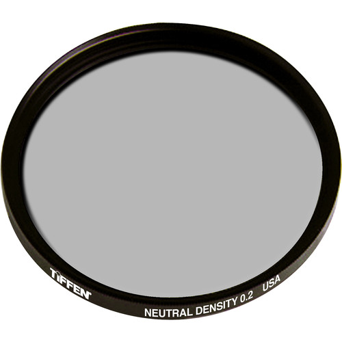 Tiffen 125mm Coarse Thread Neutral Density 0.2 Filter