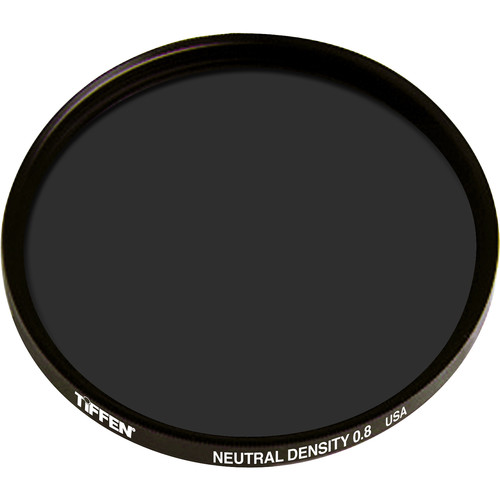 Tiffen 125mm Coarse ND 0.8 Filter (2.6-Stop)
