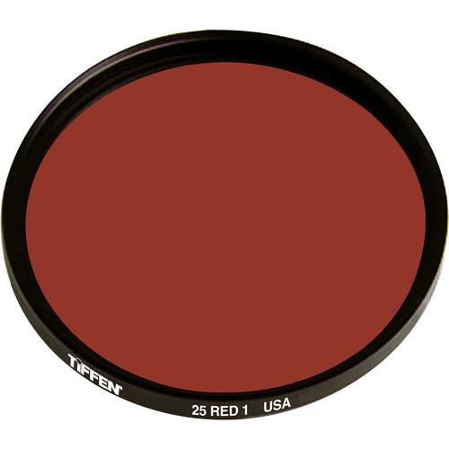Tiffen #25 Red Filter (125C, Coarse Thread)