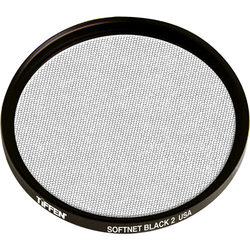 Tiffen 125mm Coarse Thread Softnet Black 2 Filter