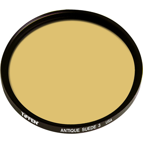 Tiffen 127mm 3 Antique Suede Solid Color Filter