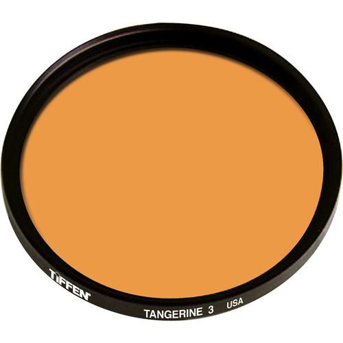 Tiffen 127mm 3 Tangerine Solid Color Filter
