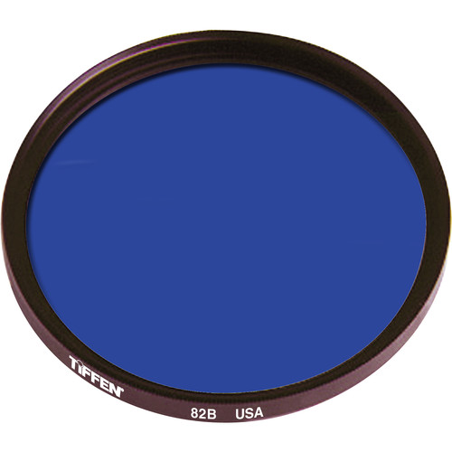 Tiffen 138mm 82B Light Balancing Filter