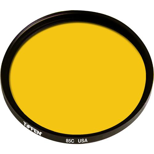 Tiffen 138mm 85C Color Conversion Filter