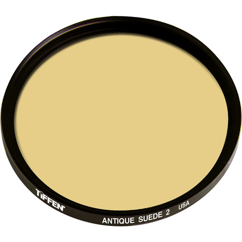 Tiffen 138mm 2 Antique Suede Solid Color Filter