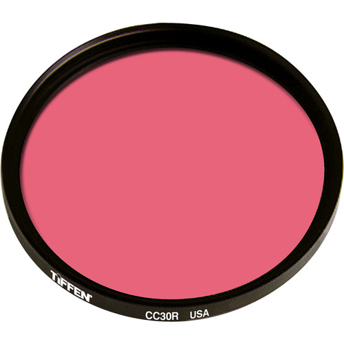Tiffen 138mm CC30R Red Filter