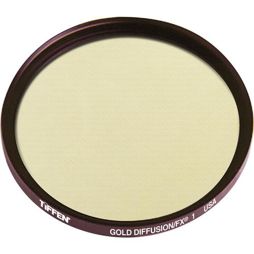 Tiffen 138mm Gold Diffusion/FX 1 Filter