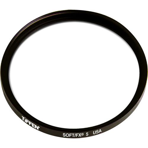 Tiffen 138mm Mounted Soft/FX 5 Filter