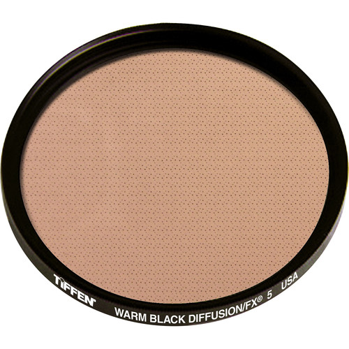 Tiffen 138mm Warm Black Diffusion/FX 5 Filter