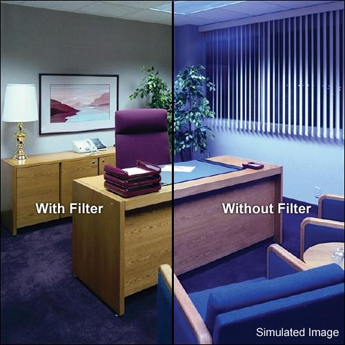 "Tiffen 2 x 2"" CC40Y Yellow Filter"