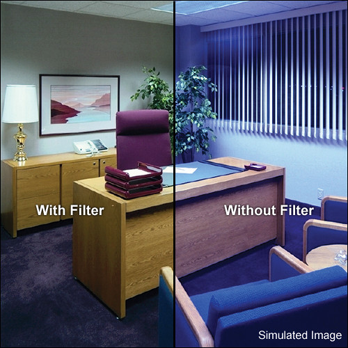 "Tiffen 2 x 2"" CC50Y Yellow Filter"