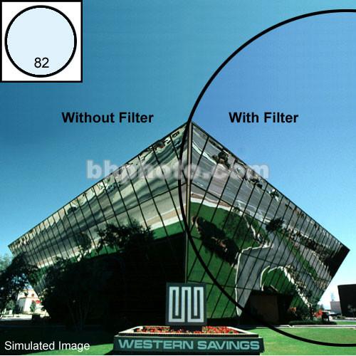 "Tiffen 2 x 3"" 82 Light Balancing Filter"