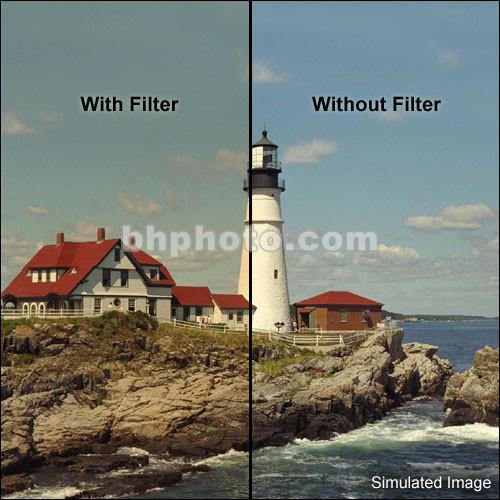 "Tiffen 2 x 3"" 3 Coral Solid Color Filter"