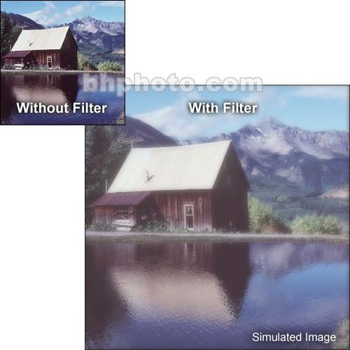 "Tiffen 2 x 3"" Fog 1/2 Filter"