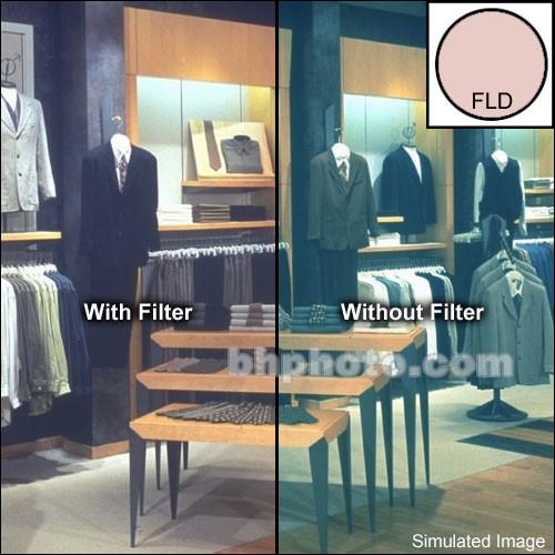 """Tiffen 2x3"""" FL-D Fluorescent Glass Filter"""