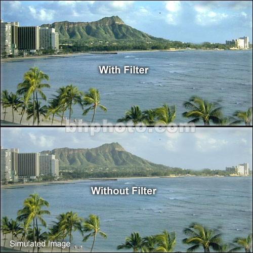 "Tiffen 2 x 3"" UV Haze 2A Filter"