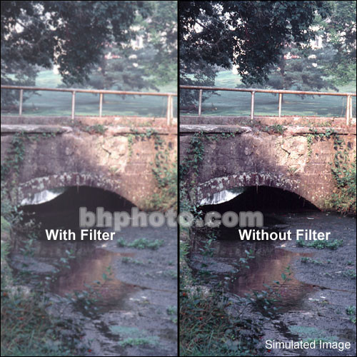 "Tiffen 2 x 3"" Pro-Mist 1/8 Filter"