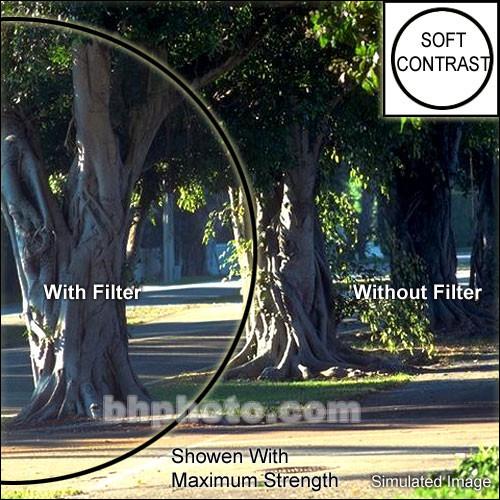 "Tiffen 2 x 3"" Soft Contrast 5 Glass Filter"